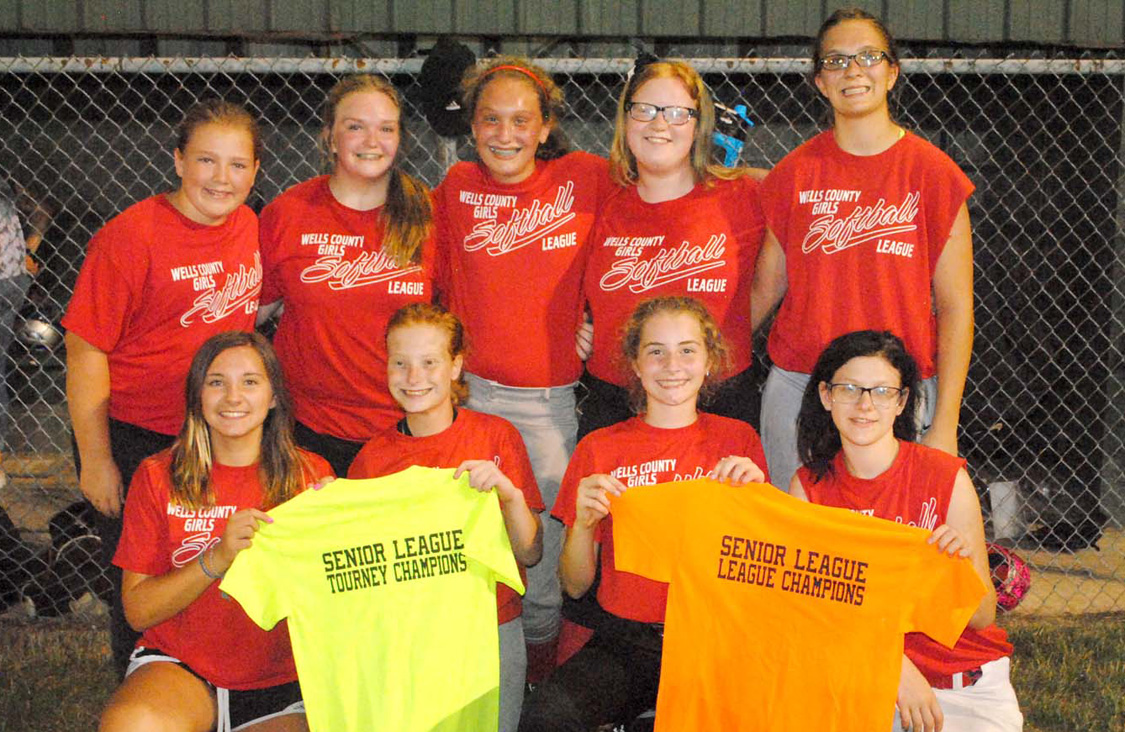 Bluffton Girls' Softball Senior League wraps up | News Banner